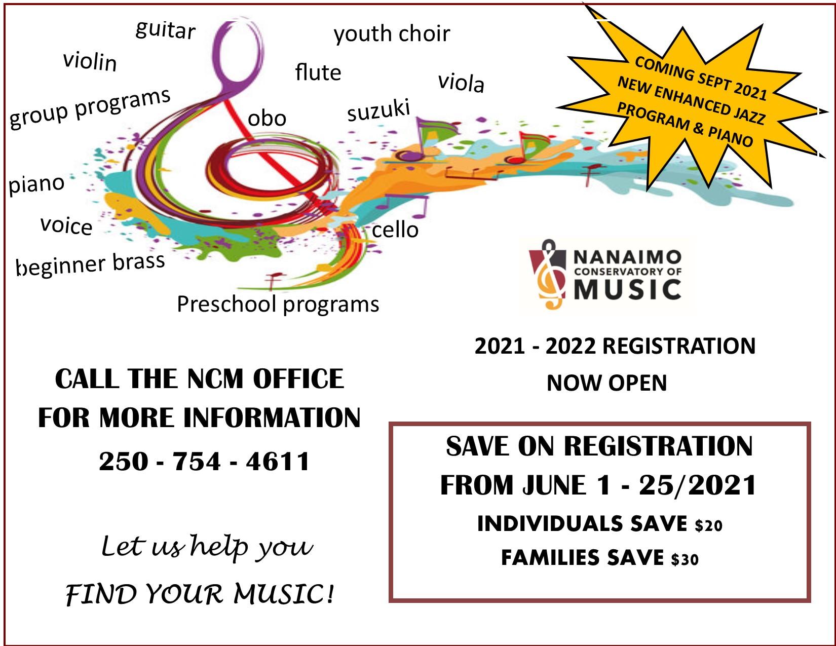 060721 - Registration deal for June